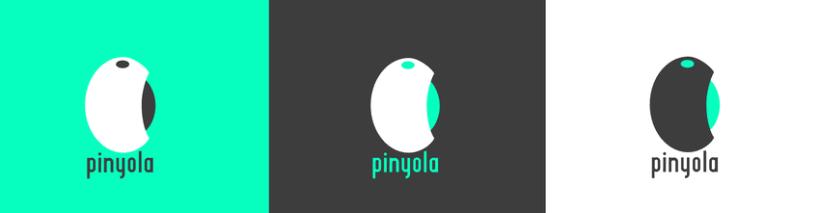 Identidad corporativa Pinyola (video, logo...) 2
