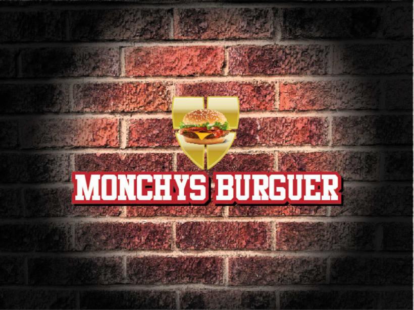 Monchys Burguer - Imágen -1