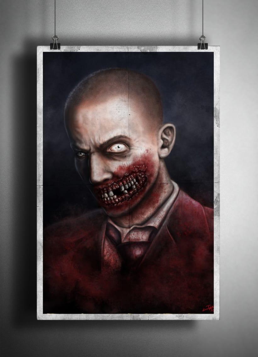 Zombie Portrait 0