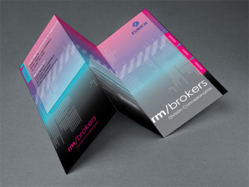 Diseño de Brochure para RM BROKERS -1