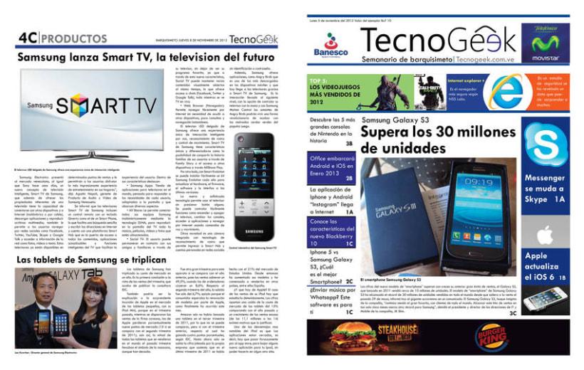 Periódico - Tecnogeek  1