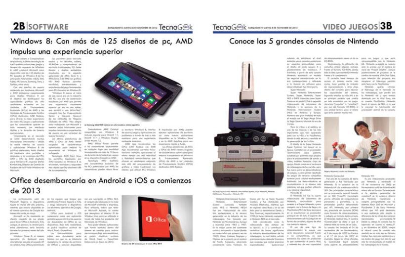 Periódico - Tecnogeek  2