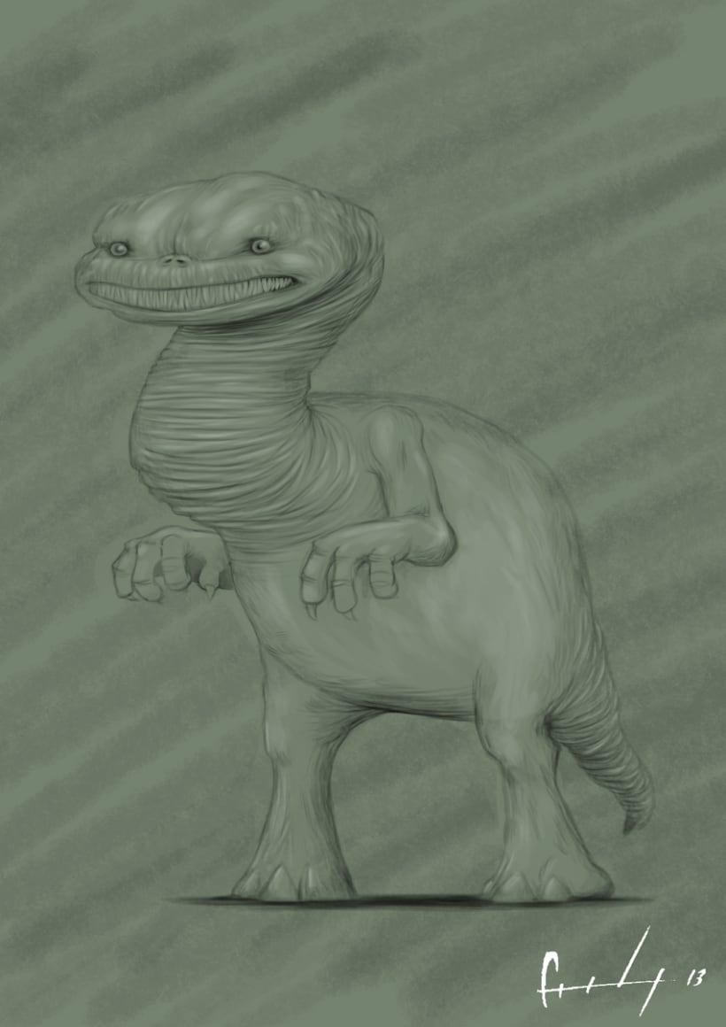 Cronologic Evol-Painter 1