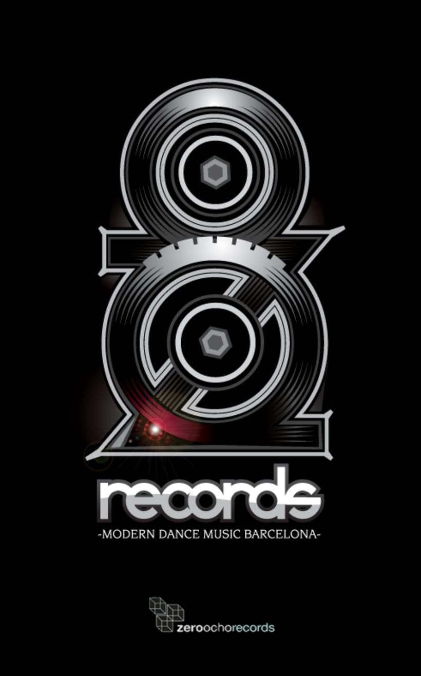 ZERO OCHO RECORDS 0