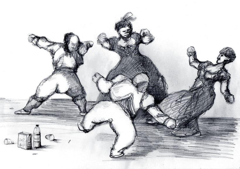 ¡Si Goya levantara la cabeza! 0