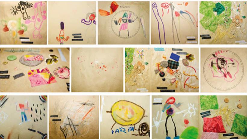 Taller de creación de un cuento hecho por niños y niñas 7