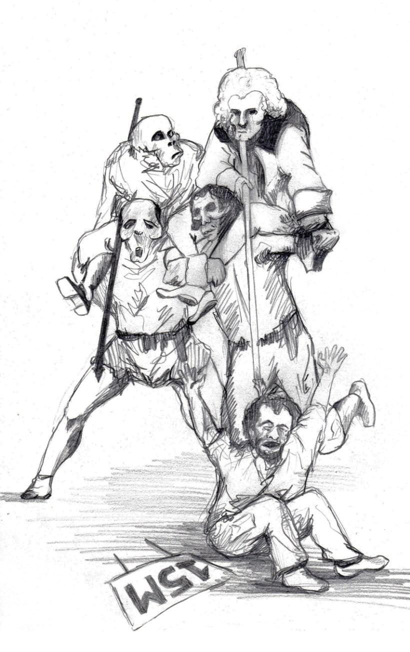 ¡Si Goya levantara la cabeza! 2