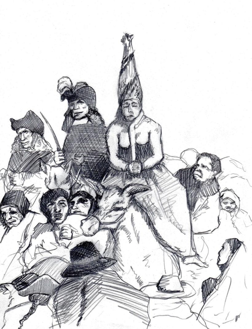 ¡Si Goya levantara la cabeza! 3