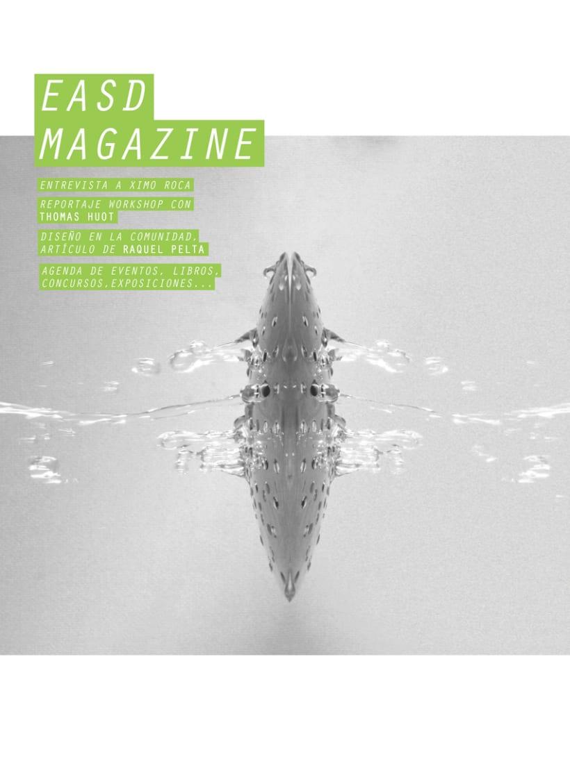 Magazine EASD 0