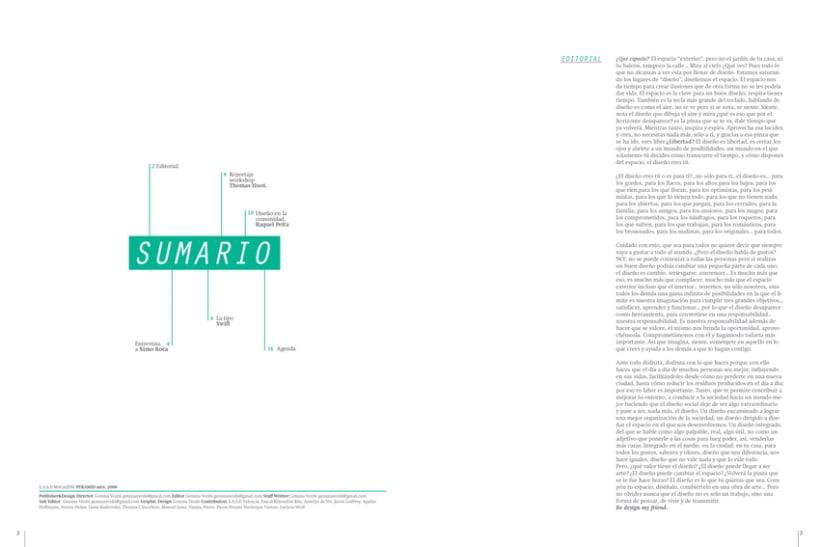 Magazine EASD 1