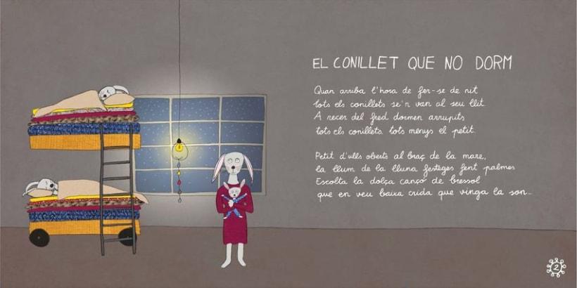 """Libro Infantil """"Ara va d'animals"""" 5"""