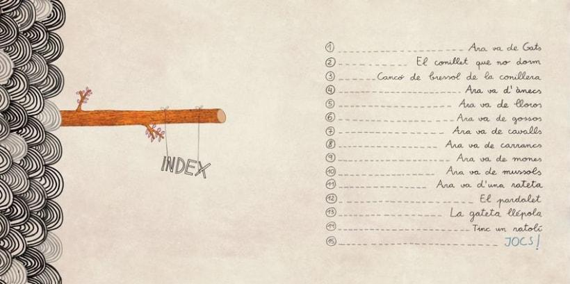 """Libro Infantil """"Ara va d'animals"""" 1"""