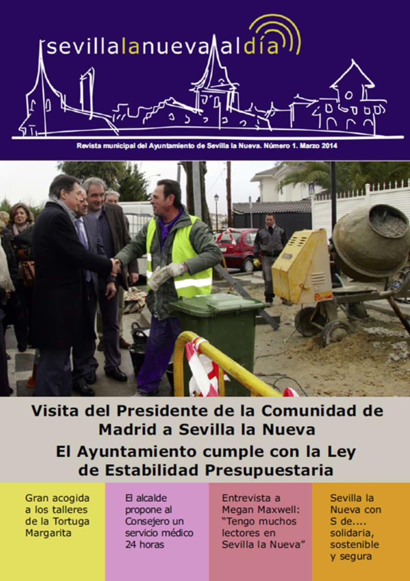 Revista municipal Sevillalanuvaaldia -1