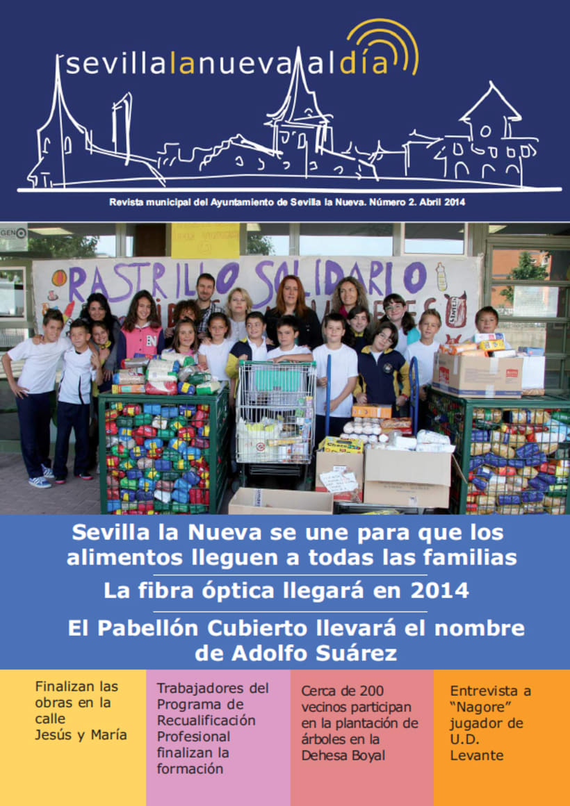 Revista municipal Sevillalanuvaaldia 0