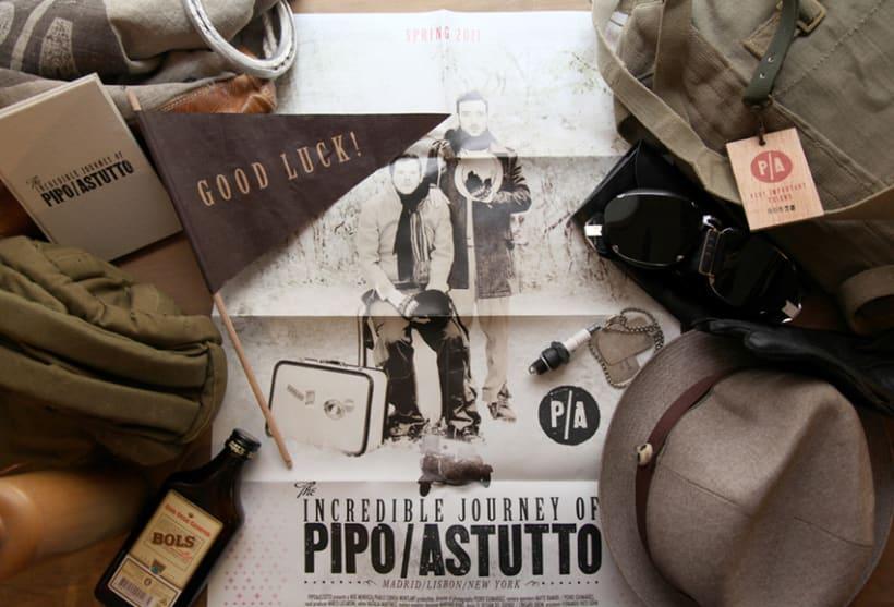 El increíble viaje de Pipo & Astutto 2