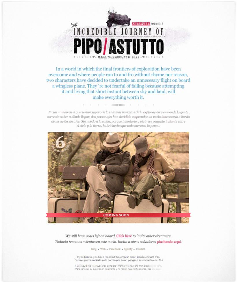 El increíble viaje de Pipo & Astutto 22