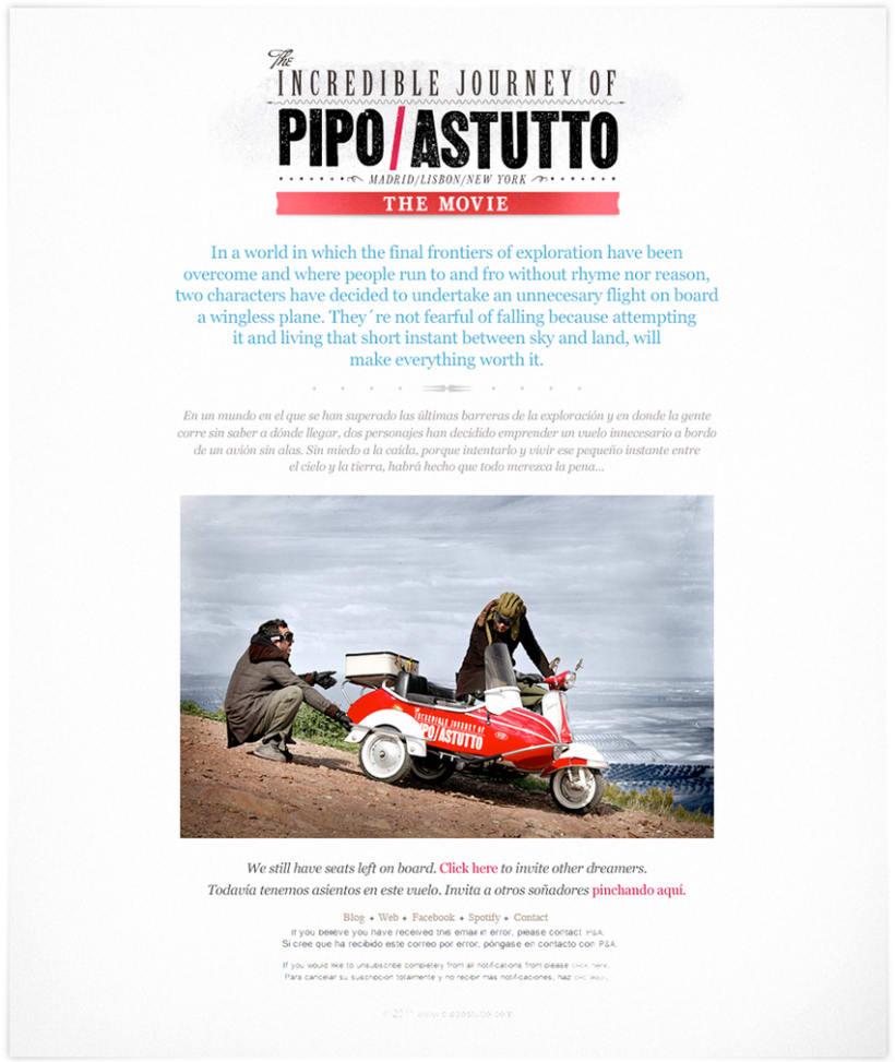 El increíble viaje de Pipo & Astutto 23