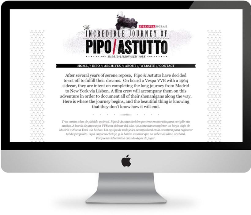 El increíble viaje de Pipo & Astutto 24