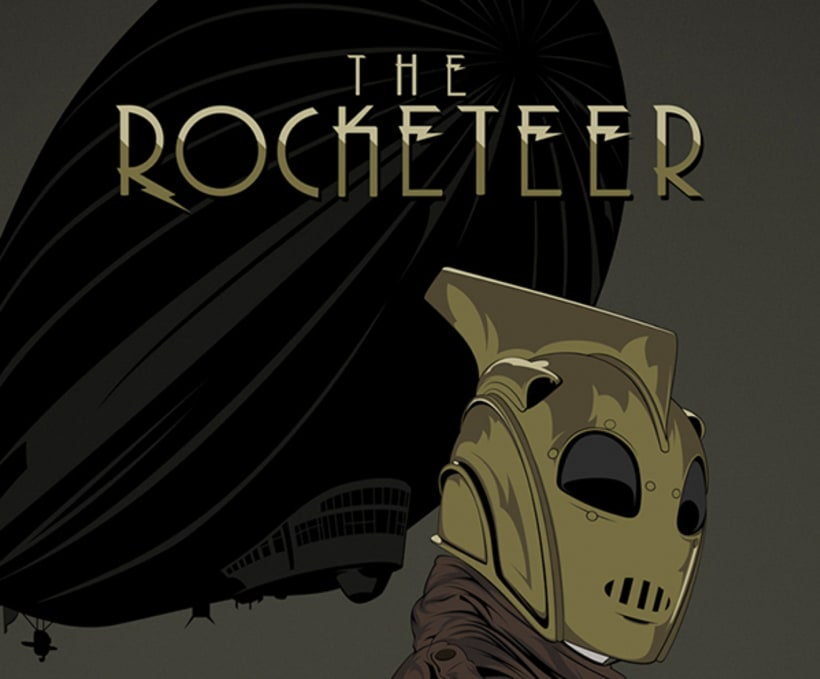 The Rocketeer 4