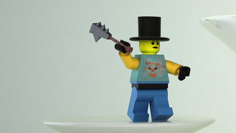 Fighting Lego's 5