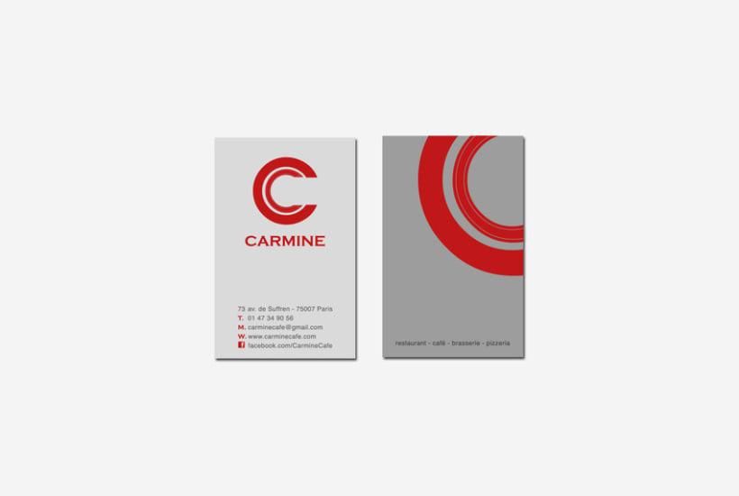 Carmine Cafe 1