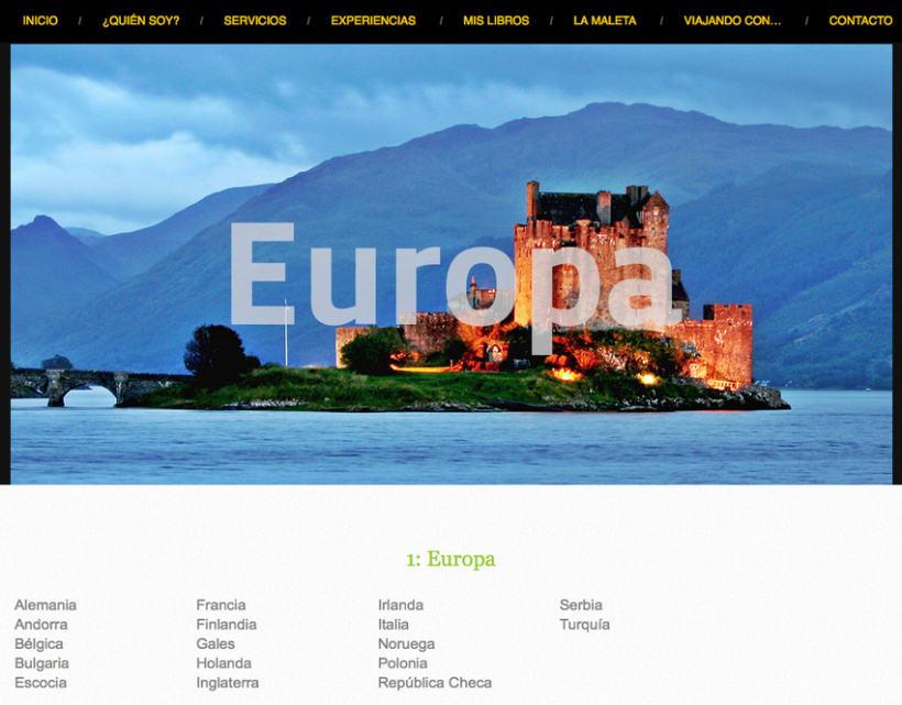 La Gran Evasión | una web profesional que combina experiencias y servicios 4