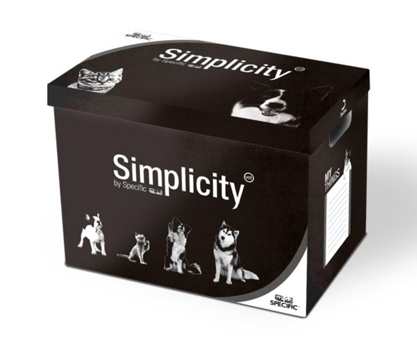 Simplicity box 4