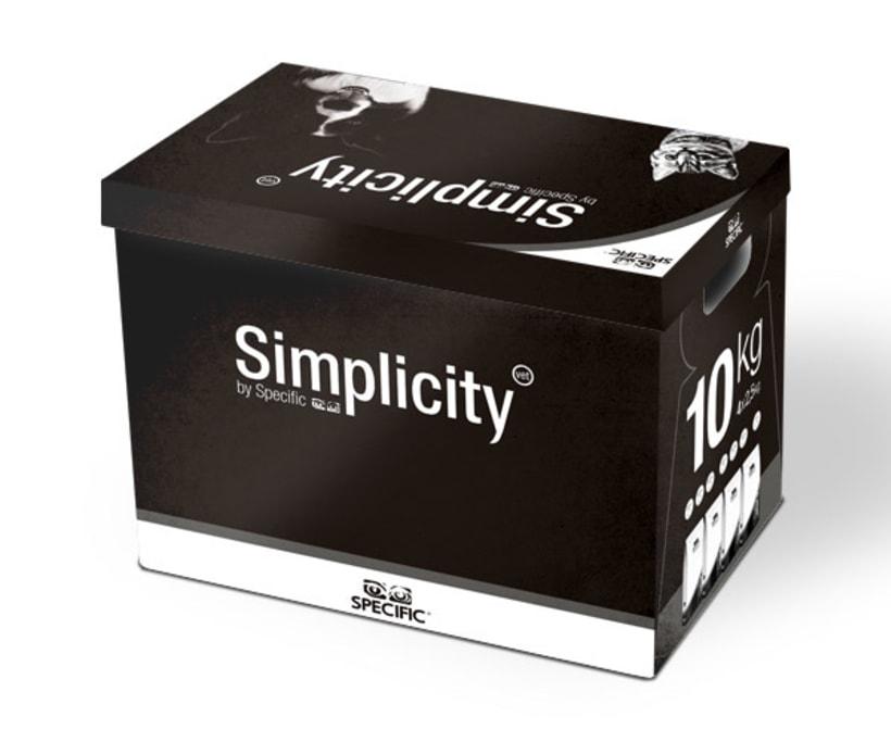 Simplicity box 5