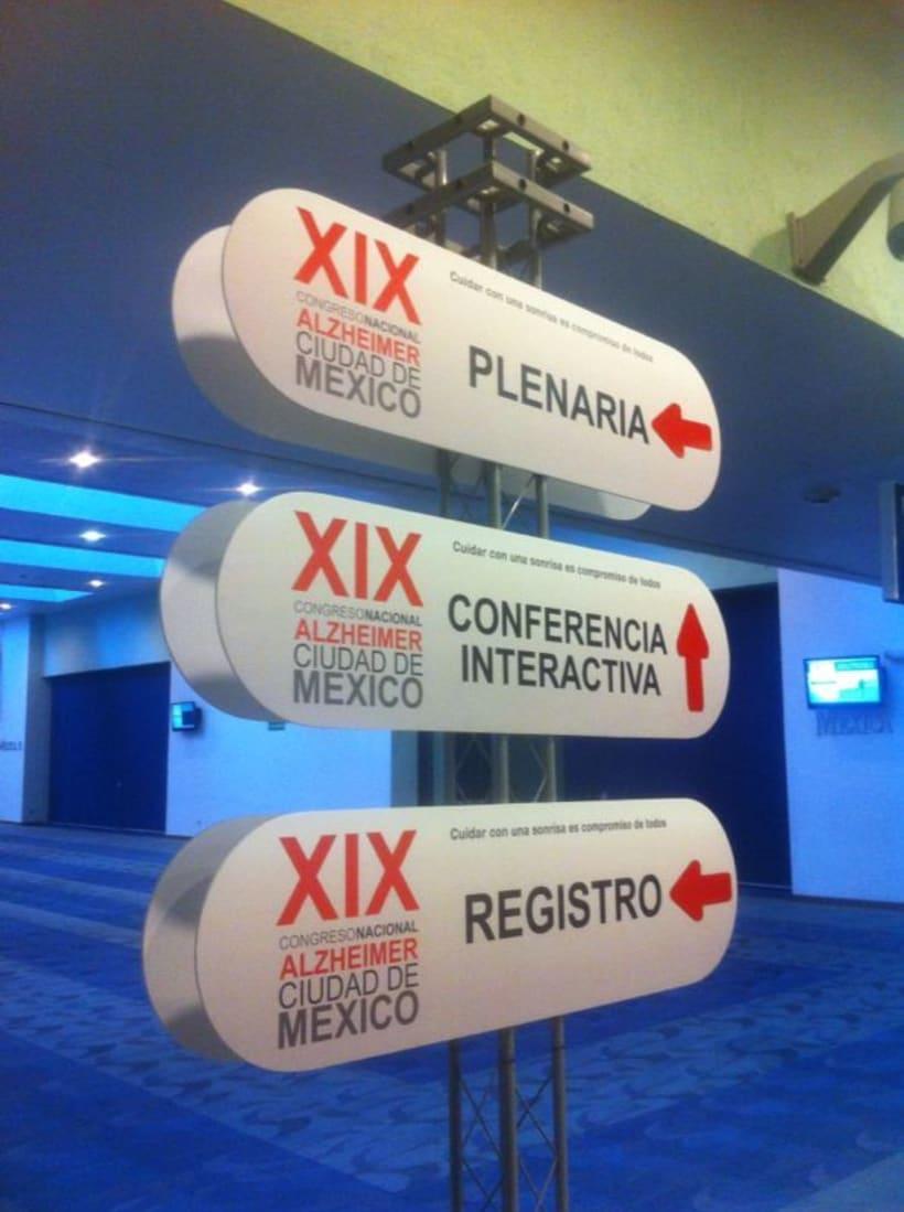 Congreso Nacional Alzheimer Ciudad de México 2