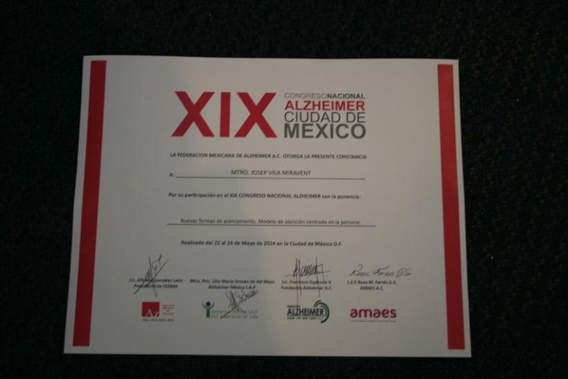 Congreso Nacional Alzheimer Ciudad de México 5