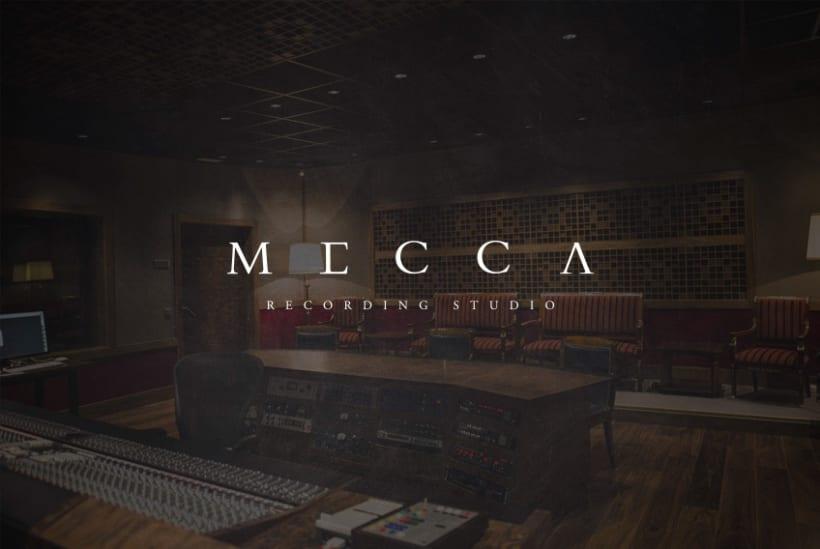 MECCA Recording Studio 1