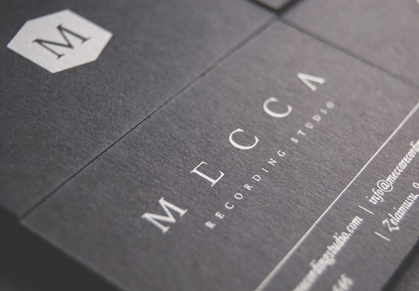 MECCA Recording Studio 3