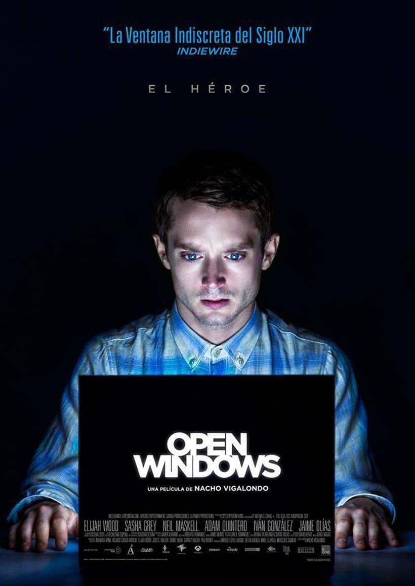 Posters de Open Windows 4