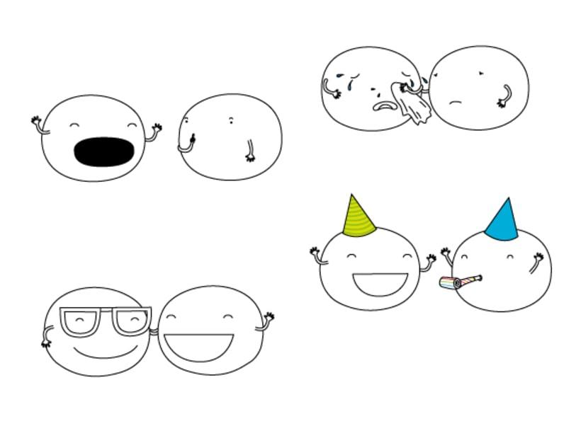 Digital illustration | Analysis of animated characters 6