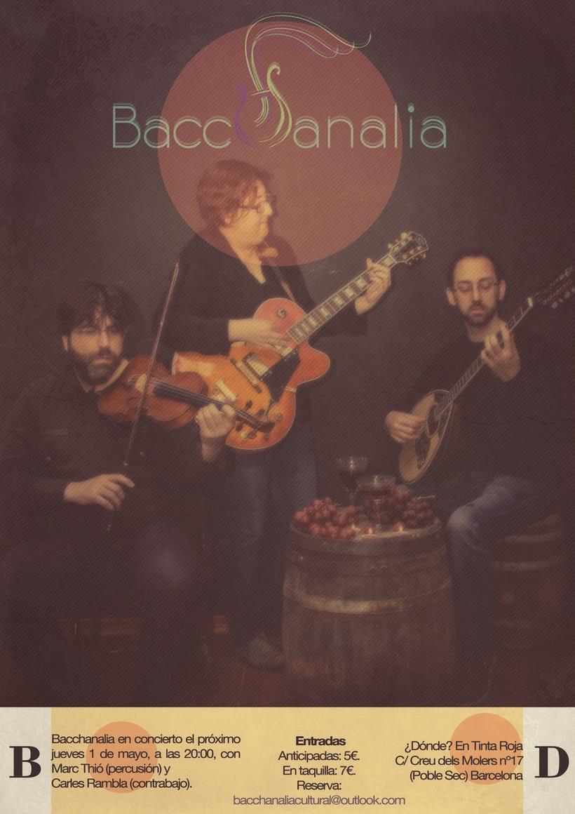 Otra propuesta de póster para Bacchanalia -1