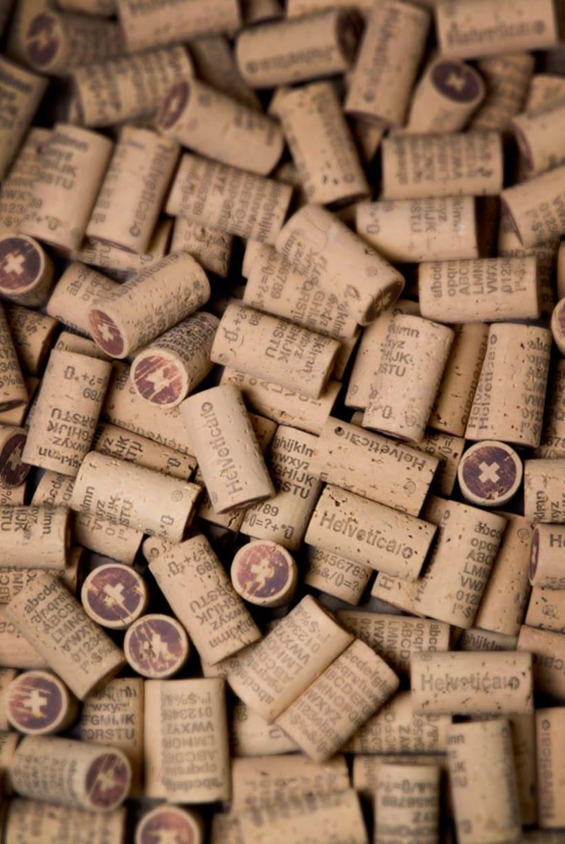 Helvetica Wine 4