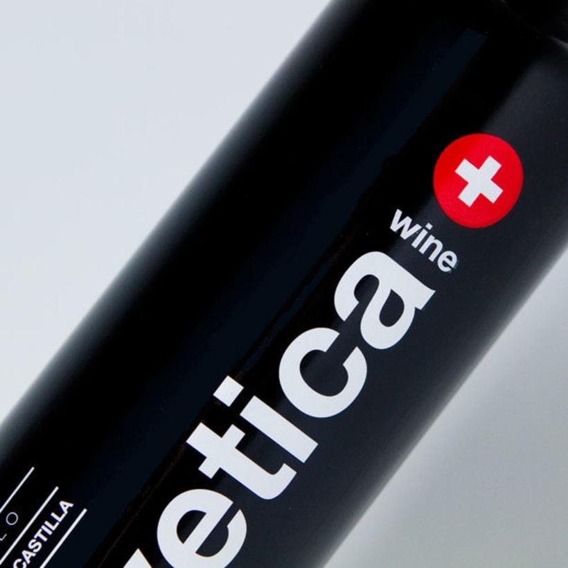Helvetica Wine 0
