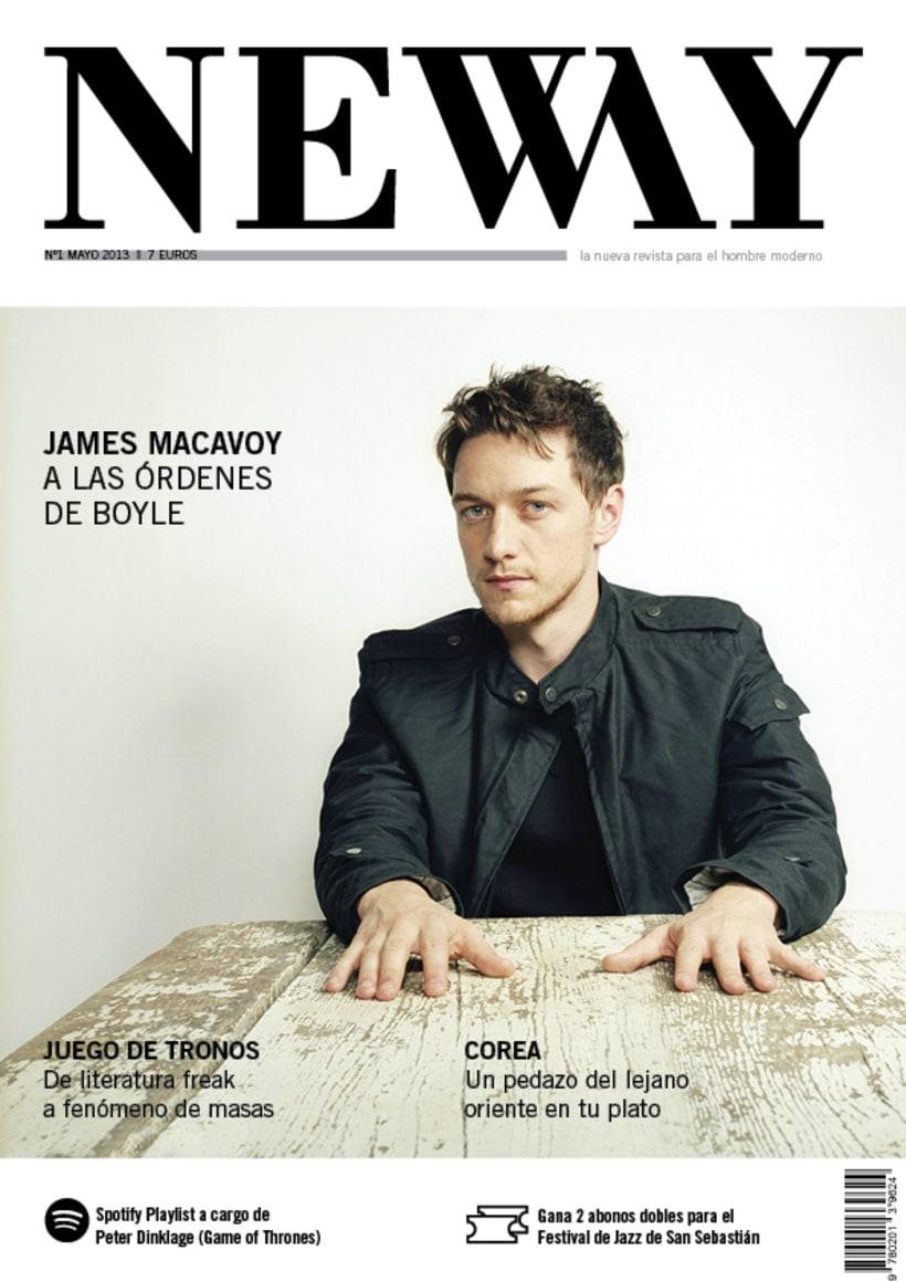 Revista NEWAY 0