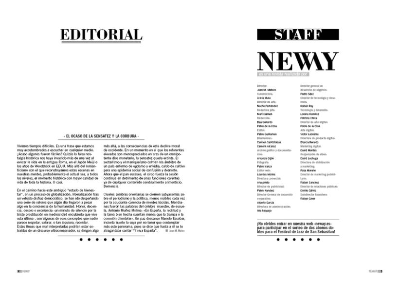 Revista NEWAY 2