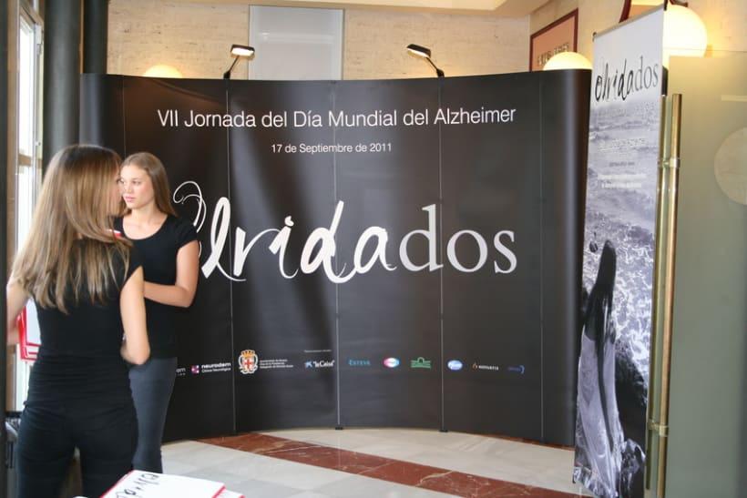 Olvidados. Congreso Alzheimer 3