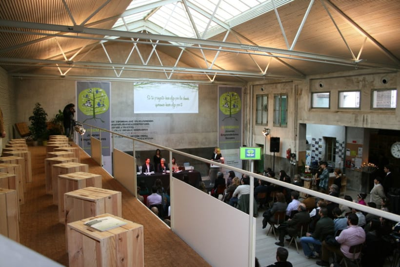 Entrega premios en Hub Madrid - Universidad Europea de Madrid 1