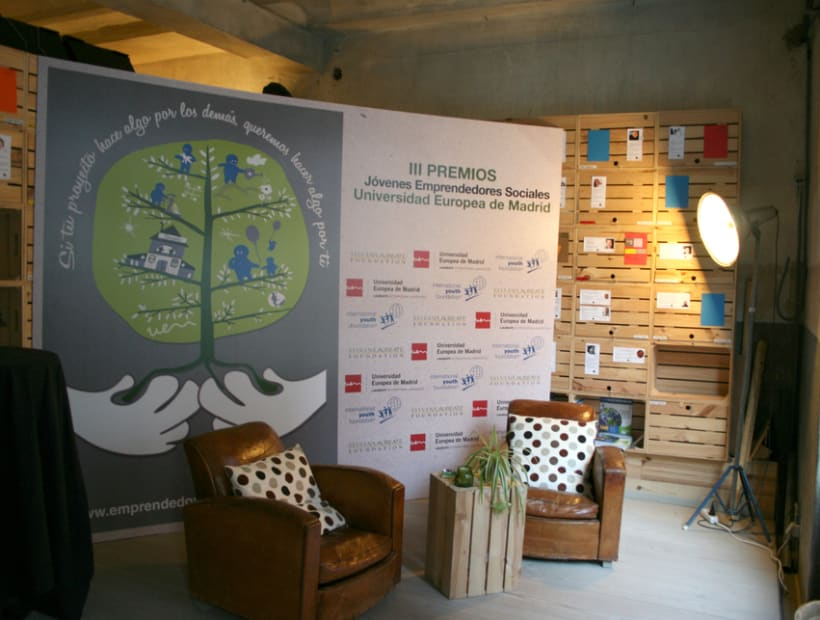 Entrega premios en Hub Madrid - Universidad Europea de Madrid 2