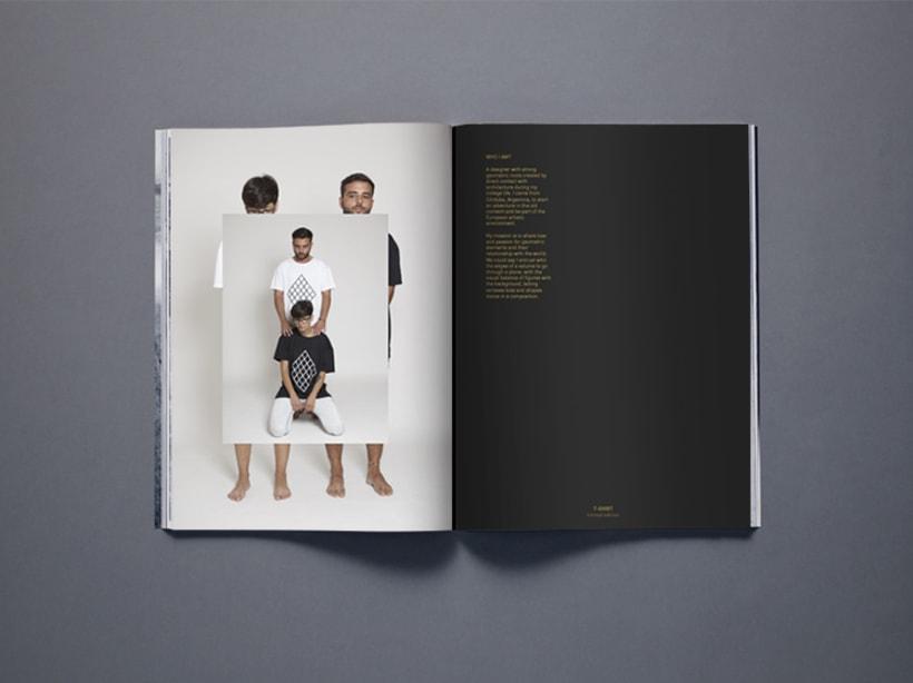 Diseño editorial / Brand Brochure Diamond. 1