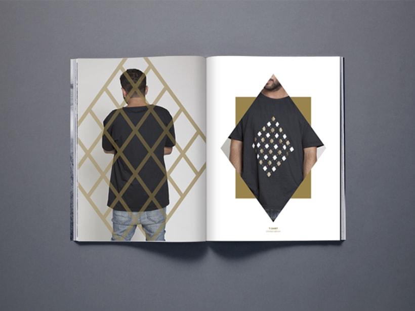 Diseño editorial / Brand Brochure Diamond. 3