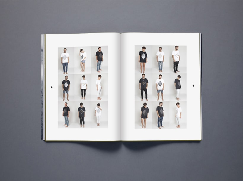 Diseño editorial / Brand Brochure Diamond. 4