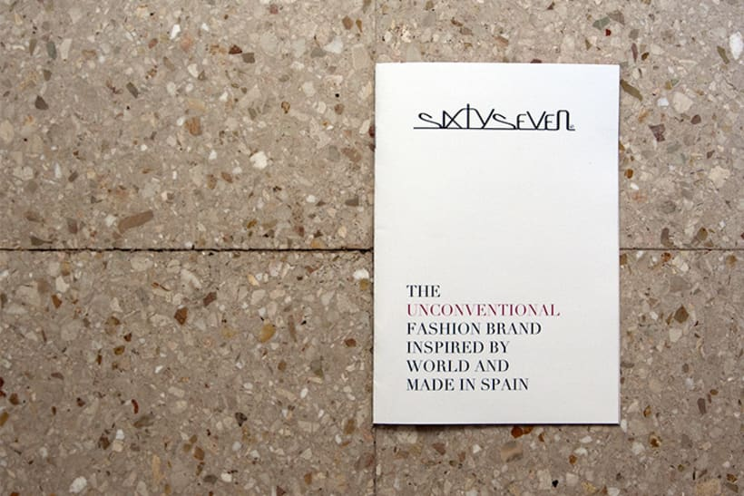 Diseño Editorial / Brand Brochure Sixtyseven 0