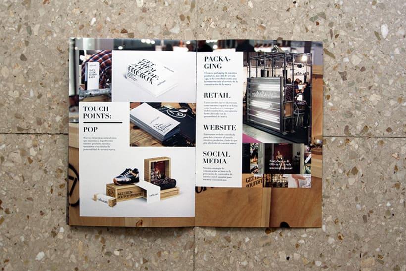 Diseño Editorial / Brand Brochure Sixtyseven 6