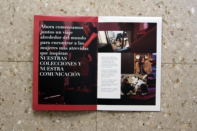 Diseño Editorial / Brand Brochure Sixtyseven 3
