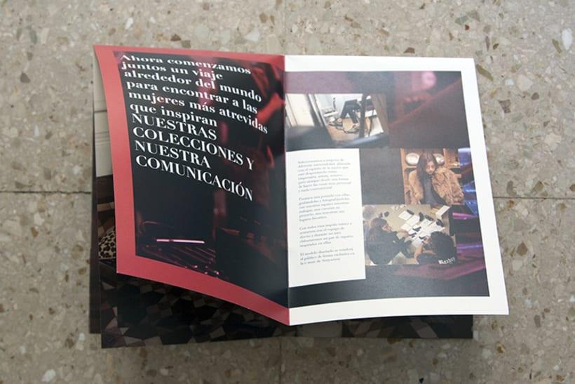 Diseño Editorial / Brand Brochure Sixtyseven 4