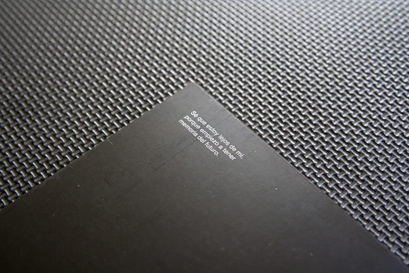 Diseño y maquetación para el libro: Memorias de un día futuro,  de Nelo Curti. 8